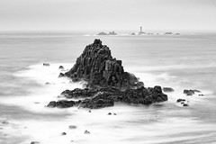 Abstracted End (frank_w_aus_l) Tags: natur landsend cornish cornwall britain nature nikon d800 longexposure abstract monochrome bw sw tourism england vereinigteskönigreich gb
