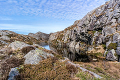 """""""Mountain Wonderland II"""" (Terje Helberg Photography) Tags: sotra steder beautiful clouds cloudscape landscape landskap mountain natur nature reflection scenery sky skyscape spring view water color colorimage norway hordaland visitbergen visitnorway"""