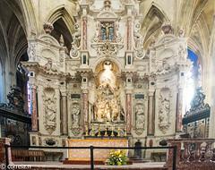 Cathédrale Saint-Étienne (Retable polychrome)-2 (correia.nuno1) Tags: cathédralesaintétienne france frança geologia geologie saintétienne toulouse