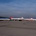 DC-9 line-up