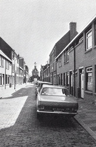 Toen En Thans Dalemstraat Met Dalempoort Thans 1984 A