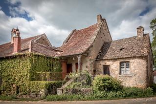 Maison typique Saint Clément sur Guye