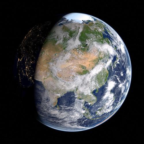 From flickr.com: Earth render 6 {MID-71859}