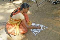 Mohanam_festival_day2_2027 (Manohar_Auroville) Tags: mohanam village heritage festival tamil puducherry auroville bioregion youth culture crafts girls boys art india nadu traditions manohar luigi fedele