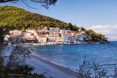 Mošćenička Draga ovih dana (MountMan Photo) Tags: plaža mošćeničkadraga more liburnia primorskogoranska croatia landscape