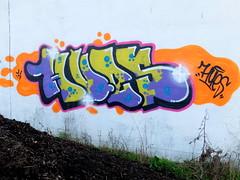 Graffiti (oerendhard1) Tags: graffiti streetart unrban art vandalism illegal rotterdam hues
