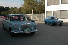 1. Düsseldorf Historik 2016 - Vorstart
