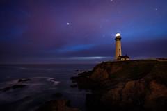 Twilight (-D Arora Photography-) Tags: pescadero california unitedstates us longexposure lighthouse