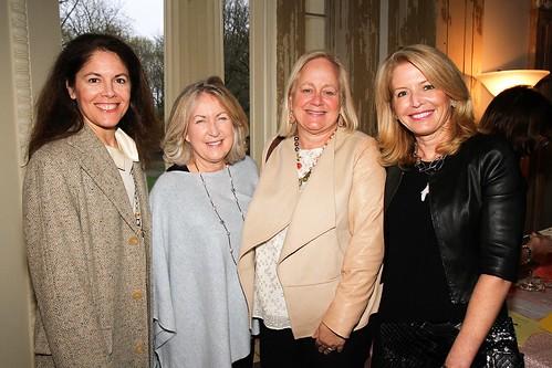 Joan Steere, Susan Skelsey, Elizabeth Woods and Lucy Anda