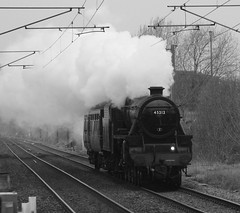 45212 (feroequineologist) Tags: 45212 black5 lms mainlinesteam railway train steam