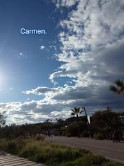 FELIZ MARTES DE NUBES AMIG@S- (CarmenCordero1949) Tags: nubes cielo árboles carmen