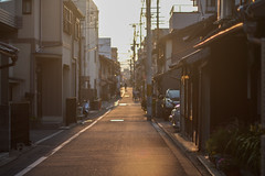 golden hour in Kyoto (Nadialeesi) Tags: canon canoneos7d eos eos7d 7d japan asia 2017 spring travel travelphotography wanderlust wonderlust trip city urbanbeauty naturallight light kyoto freedom naturalight sunny sunlight sun