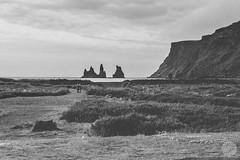 Vík y Mýrdal (jdelrivero) Tags: costa reynisdrangar paises mar suðurland geologia elementos iceland countries geology islandia elements sea vík is