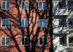 Shadowplay (photomatic.se) Tags: ifttt 500px house shadowplay architecture fifties 50ies årsta stockhollm stockholm sweden