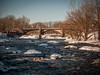 Le petit pont (maoby) Tags: pourpre pont olympus e300 vintage collection 1445mm test nature eau