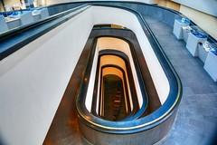 La barca in fondo (giannipiras555) Tags: scala museo vaticano barca spirale roma