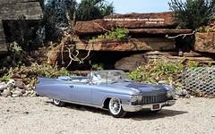 1960 Cadillac Eldorado Biarritz Convertible (JCarnutz) Tags: 124scale diecast danburymint 1960 cadillac eldorado biarritz