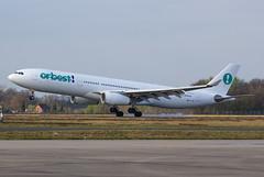 A333_OBS_CS-TRH (Sebastian_Schwakenberg) Tags: airbus airbusa330 orbest obs pmi fmo eddg münster osnabrück heavy cstrh niki flyniki airberlin ab ber homebasefmo