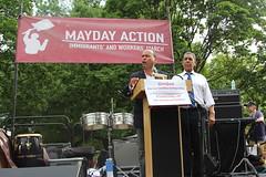 #MayDayAction