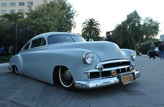 2017 Grand National Roadster Show (USautos98) Tags: 1949 chevrolet chevy leadsled hotrod streetrod kustom grandnationalroadstershow gnrs pomona california