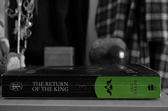 P52 Week 10   On The Side (Steph*Powell) Tags: book reading tolkien colourpop nikond5100