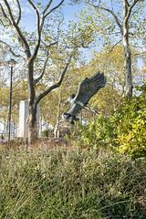 _DSF0039 eagle (CoriJae) Tags: batterypark hdr broadway downtownmanhattan newyork