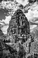 Angkor Thom (Uwe Printz) Tags: q leica travel kambodscha bw architecture angkor thom cambodia 20151231 siem reap angkorthom leicaq siemreap