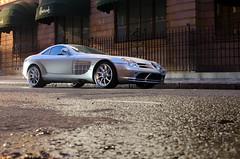 Harrods. (nought2sixty.) Tags: mercedes cars supercar supercars slr mclaren harrods car