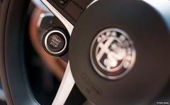 2016 Alfa Romeo Giulia 2.2d (Pieter Ameye) Tags: 2016 alfa romeo giulia 22d alfaromeo diesel saloon steeringwheel