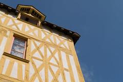 vieil Orléans (France/Loiret/Orléans/2016) (fabri45) Tags: france loiret orleans orléans 2016 colombages architecture centrehistorique façade old town oldcity oldtown histoire