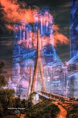 Pour le plaisir, Monuments ( photopade (Nikonist)) Tags: monument imac apple nikon couleurs epoques cathédrale pontdenormandie laon affinityphoto