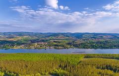 Banostor (AleksandarM021) Tags: vojvodina blue beautiful begeč begeckajama balkans banostor srem sremski serbia srbija serbianculture sky ravnica nebo dunavski danuberiver day danube