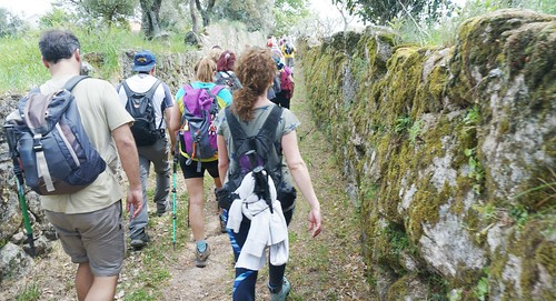 Senderismo por Portugal Geopark Naturtejo Ruta de los buitres Ruta de la Gardunha Fotografía Tomás Sanz
