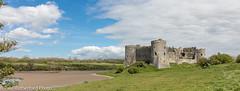 Carew Castle 0056 (paulrutherford08) Tags: carew castle pembrokeshire wales uk ruins