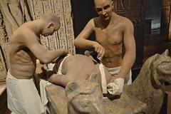 Tutankamón 018 (on_toi?) Tags: rey faraón egipto sarcófago momias momificacón museo tumba tutankamón