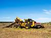 Trelleborg Forestry Skidder and Tigercat 635D 6 wheel Skidder  (5) (TrelleborgAgri) Tags: trelleborg tires forestry skidder tigercat 635d 6 wheel pneumatici forestali t418