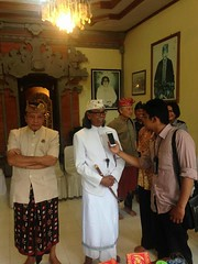 Tabanan, Bali - Kerajaan Tabanan.  I Gusti Ngurah Rupawan bergelar Ida Cokorda Anglurah Tabanan. 2017 (Sultanates and Kingdoms in Indonesia) Tags: tabanan