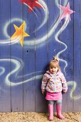 My Little Star (Charliebubbles) Tags: canoneos60d esme granddaughter tamron18270mm shropshire wonderland photoshopcc 2017 portrait