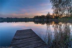 20 minutes from home (schuetz.photography) Tags: swiss schweiz bern kanton europa europe lake see blue hour sunset art hdr sony a7 rm2 zeiss batis ilce