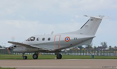 EMBRAER XINGU 064 YY FRENCH NAVY (Apple Bowl) Tags: embraer xingu french navy 064 yy raf coningsby