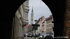 20170415_171323 (uweschami) Tags: görlitz stadt zentrum nicolaiturm nicolai kirche zwinger altstadt schamberger galaxy neisse grenze