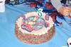 DSC_0167 (Esteban Miranda) Tags: spiderman iron man birthday cake