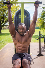 IMG_6070 (Zefrog) Tags: zefrog london uk muscle man portraiture sixpack fit fitness blackman iyo personaltrainer bodybuilder pits armpits