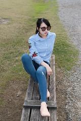 DSC_0735 (Kevin,Chen) Tags: 慧寧 淡水 美少女 d750 girl nikon lady