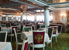 Summer Palace Dining Room (Hear and Their) Tags: norwegian pearl