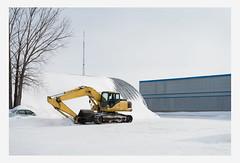 (Guy Ducharme) Tags: villedequébec quebeccity hiver winter neige snow industriel industrial