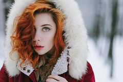 DSCF3014 (KirillSokolov) Tags: red girl portrait ru russia snow winter redhair redhead cute sexy pretty face people fujifilm fujifilmru mirrorless xtrance девушка портрет рыжая снег зима кириллсоколов иваново люди kirillsokolov