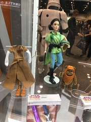 Princess leia endor - Forces of destiny (Mydollcollection) Tags: hasbro star wars forces destiny doll princess leia endor jyn erso rey sabine