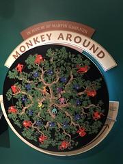 """Monkey Around"" (alexandergaynes) Tags: nyc ny newyork newyorkcity momath museumofmathematics mathematics unseenny unseen flatiron"