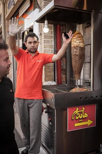 Shawarma merchant - 2